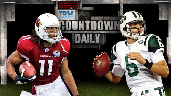 Video - Countdown Daily AccuScore: ARI-NYJ