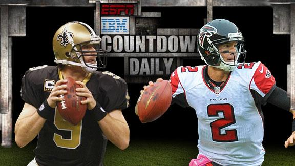 Video - Countdown Daily AccuScore: NO-ATL