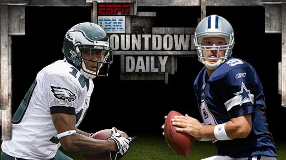 Video - Countdown Daily AccuScore: PHI-DAL