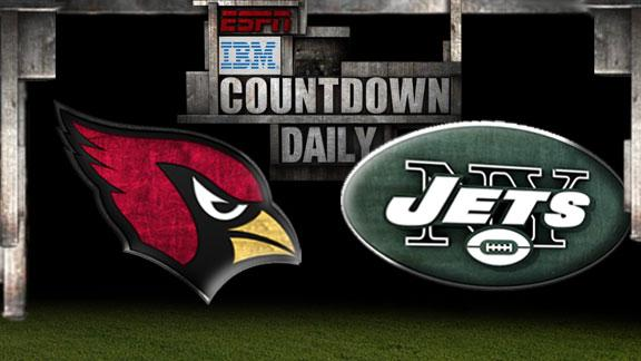 Video - Countdown Daily Prediction: Cardinals-Jets