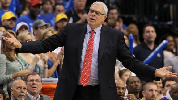 Video - Would Phil Jackson Coach The Clippers?
