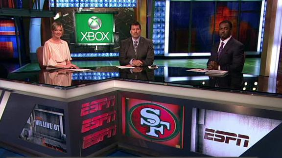 Video - NFL Live OT: 49ers' QB Decision