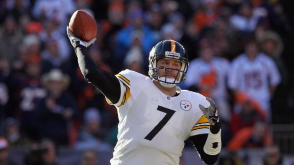 Video - NFL32OT: Steelers Look To Avoid Sweep Without Big Ben