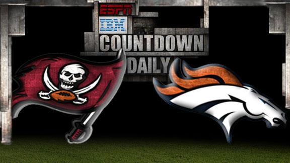 Video - Countdown Daily Prediction: Buccaneers-Broncos