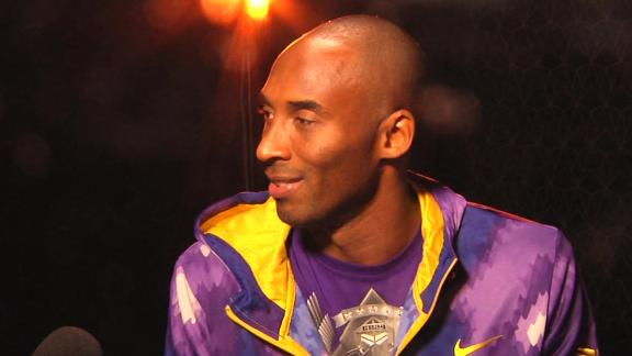 Video - Kobe Talks New Shoe, Impact On The NBA