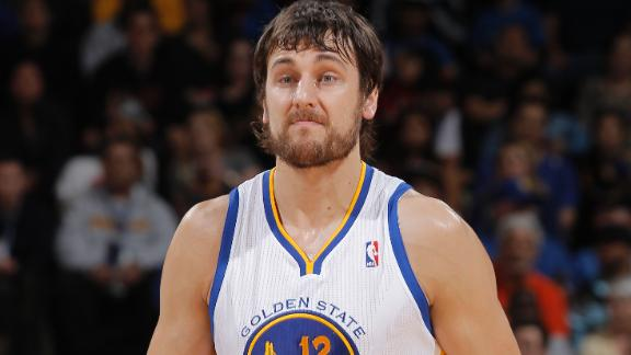 Warriors center Bogut