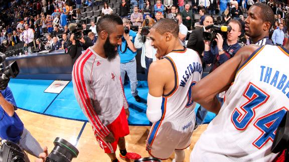 Video - Did Thunder Win Prove Harden Trade Was Right Call?