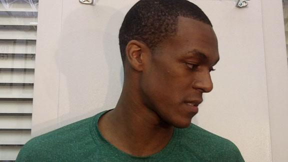 Video - Rajon Rondo Addresses Role In Fight