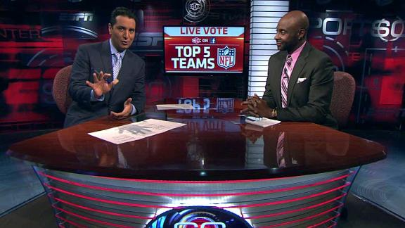 Video - Snap Decision: Top 5 NFL Teams