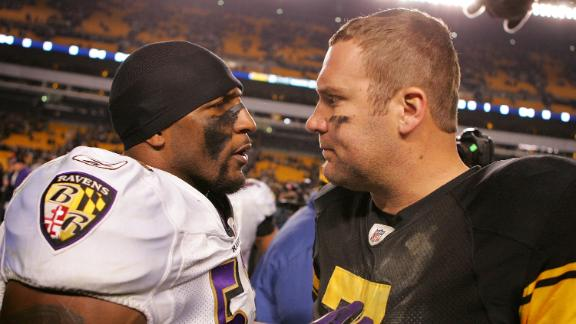 Video - NFL Live OT: Injuries Impact Steelers-Ravens Rivalry