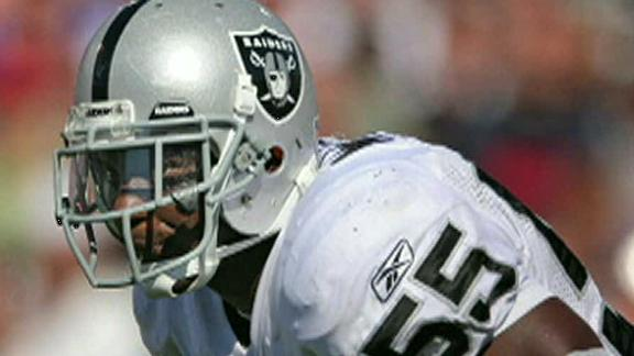 Cutting McClain part of Raiders' process