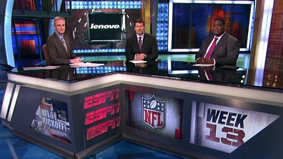 Video - NFL Kickoff OT: Week 13 Predictions
