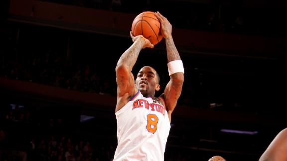 Melo, Knicks continue dominance of Wizards