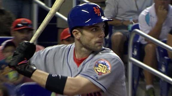 Video - David Wright Gets Extension