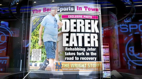 Video - New York Post Takes Shot At Derek Jeter