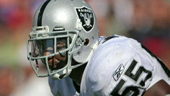 Raiders suspend linebacker McClain 2 games