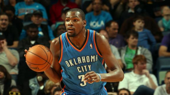 Video - Thunder Roll To Fifth Straight Win
