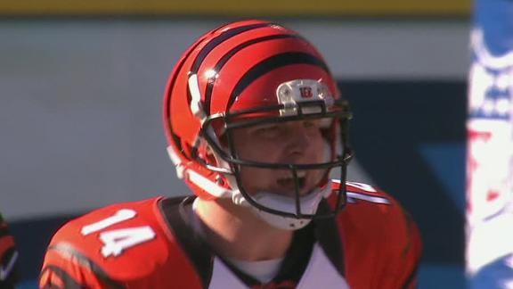 Video - Bengals Win Fourth Straight