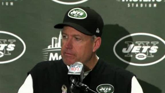 Video - Rex Ryan Has A Decision To Make