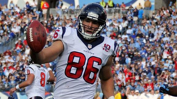 Video - Sunday Blitz: Texans-Titans Recap