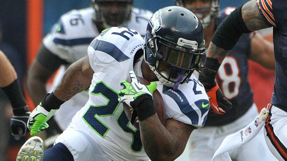 Video - Sunday Blitz: Seahawks-Bears