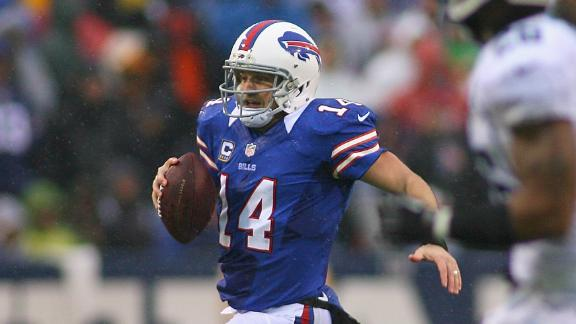 Bills blast Jags to keep slim playoff hopes alive