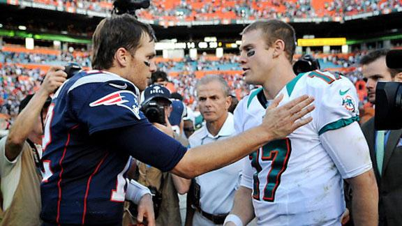 Video - Patriots Win 10th AFC East Title In Past 12 Years