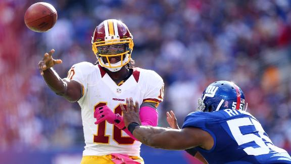 Video - RG3 Ready For Prime Time