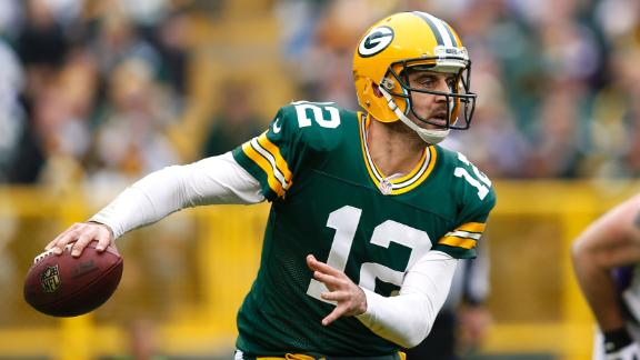 Packers jump back into first place