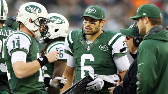 Ryan will stick with Sanchez to start for Jets