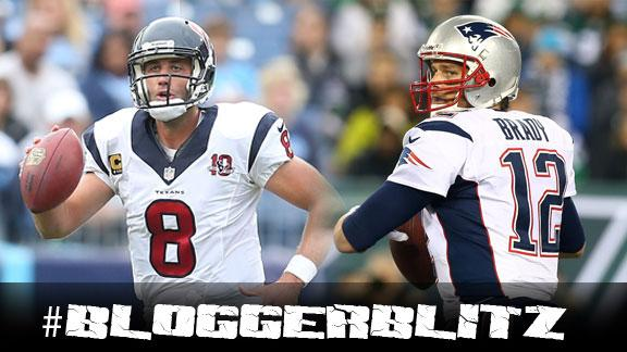 Blogger Blitz: Texans vs. Patriots