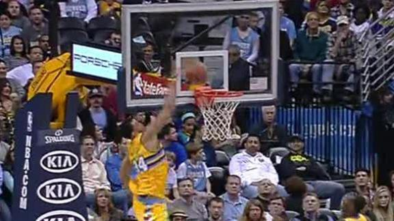 Video - JaVale McGee Lift Off