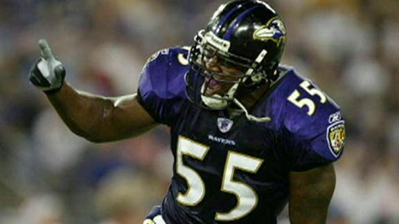 Video - Terrell Suggs Has Torn Biceps