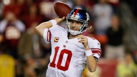 Coughlin: Giants must win 4 remaining games