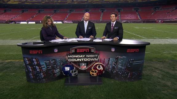 Video - Patriots Vs. Texans Monday Night Football Preview