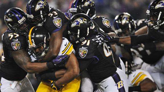 Ravens' Suggs a gametime decision vs. Redskins