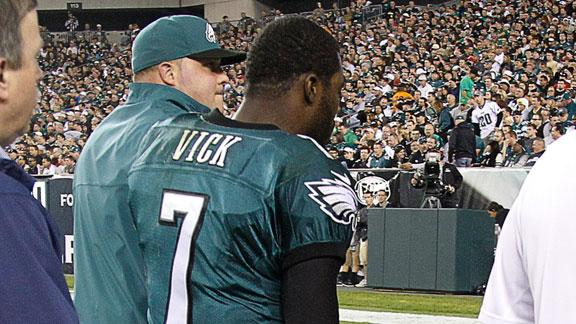 Video - Between The Tackles: The Future For Vick