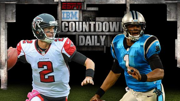 Video - Countdown Daily AccuScore: ATL-CAR