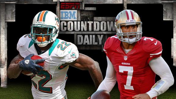 Video - Countdown Daily AccuScore: MIA-SF