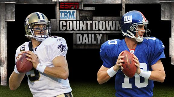 Video - Countdown Daily AccuScore: NO-NYG