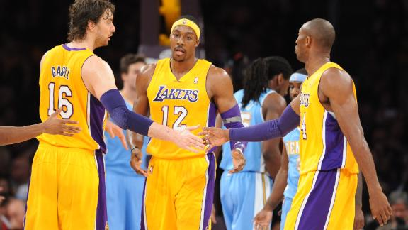 Sources: Los Angeles Lakers rebuffing trade inquiries for Pau G…