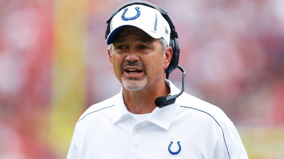 Video - Target Date For Chuck Pagano's Return