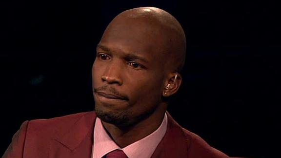 Video - Chad Johnson Admits To His Mistakes