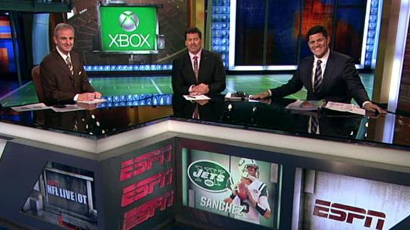 Video - NFL Live OT: Mark Sanchez The Right Move