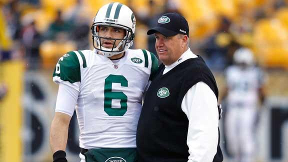Video - Mark Sanchez Will Start