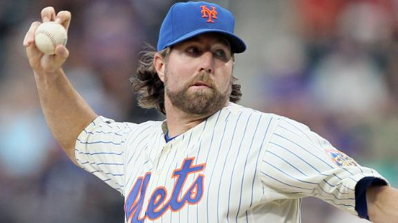 Video - Where Will Dickey Land?