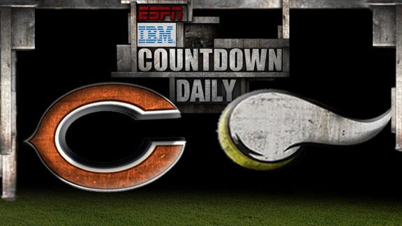 Video - Countdown Daily Prediction: Bears-Vikings