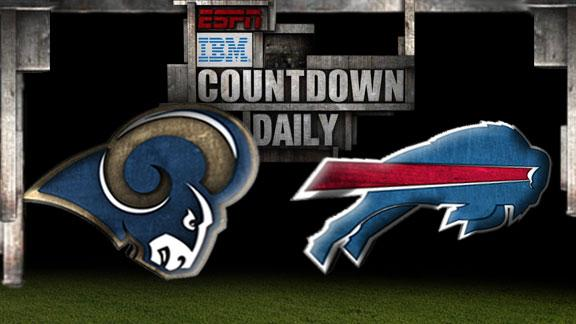 Video - Countdown Daily Prediction: Rams-Bills