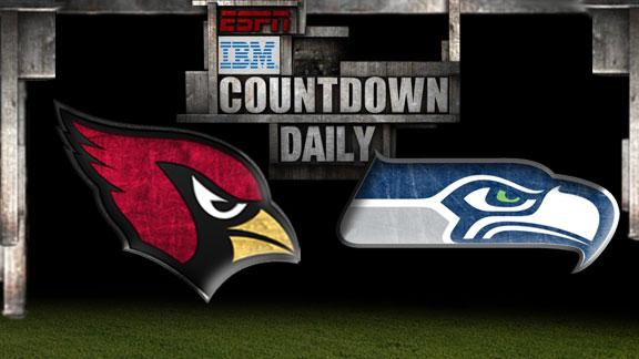 Video - Countdown Daily Prediction: Cardinals-Seahawks