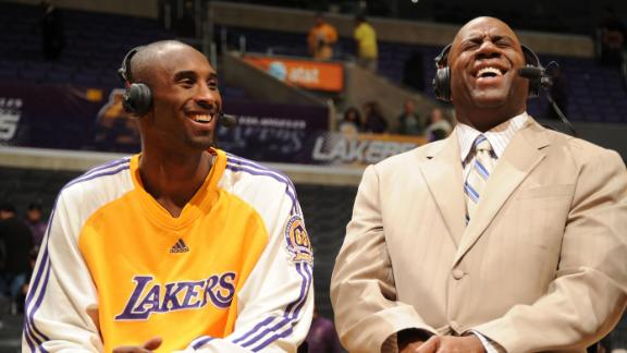 Video - Best Player In Lakers History